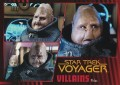 Star Trek Voyager Heroes Villains Card0751