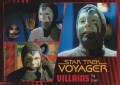 Star Trek Voyager Heroes Villains Card0941