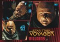Star Trek Voyager Heroes Villains Card0981