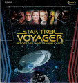 Star Trek Voyager Heroes Villains Trading Card Box