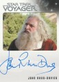 The Quotable Star Trek Voyager Trading Card Autograph John Rhys Davies