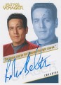 The Quotable Star Trek Voyager Trading Card Autograph Robert Beltran