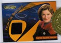 The Quotable Star Trek Voyager Trading Card CC45 Black