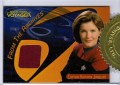The Quotable Star Trek Voyager Trading Card CC45 Red