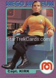 Mego Museum Card 39 Front