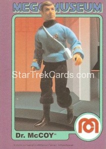 Mego Museum Card 41 Front