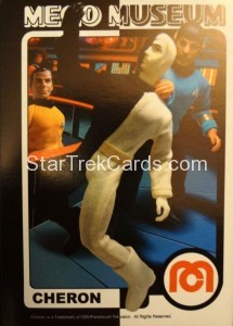 Mego Museum Card 45 Front