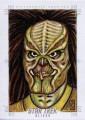 Star Trek Aliens John Jackman Sketch Card