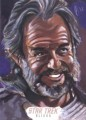 Star Trek Aliens Lee Lightfoot Sketch Card