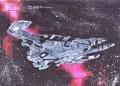 Star Trek Aliens Roy Cover Sketch Card