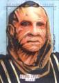Star Trek Aliens Scott Rorie Sketch Card
