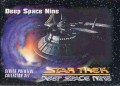 Star Trek Deep Space Nine Series Premiere Card 1