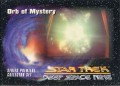 Star Trek Deep Space Nine Series Premiere Card 10