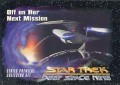 Star Trek Deep Space Nine Series Premiere Card 13