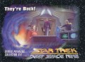 Star Trek Deep Space Nine Series Premiere Card 14