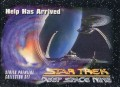 Star Trek Deep Space Nine Series Premiere Card 2