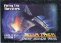 Star Trek Deep Space Nine Series Premiere Card 27