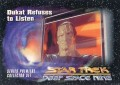 Star Trek Deep Space Nine Series Premiere Card 31