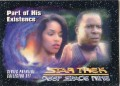 Star Trek Deep Space Nine Series Premiere Card 32
