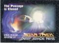 Star Trek Deep Space Nine Series Premiere Card 35