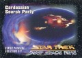 Star Trek Deep Space Nine Series Premiere Card 36