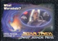 Star Trek Deep Space Nine Series Premiere Card 37