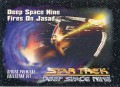 Star Trek Deep Space Nine Series Premiere Card 42