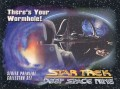 Star Trek Deep Space Nine Series Premiere Card 44