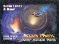 Star Trek Deep Space Nine Series Premiere Card 45