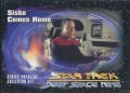 Star Trek Deep Space Nine Series Premiere Card 46
