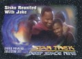 Star Trek Deep Space Nine Series Premiere Card 47