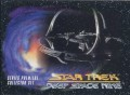 Star Trek Deep Space Nine Series Premiere Card 48