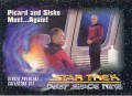 Star Trek Deep Space Nine Series Premiere Card 6