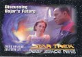 Star Trek Deep Space Nine Series Premiere Card 7
