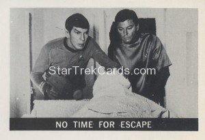 Star Trek Leaf Reprint Card 1