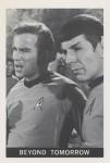 Star Trek Leaf Reprint Card 40