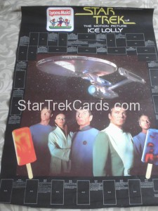 Star Trek The Motion Picture Lyons Maid Poster1