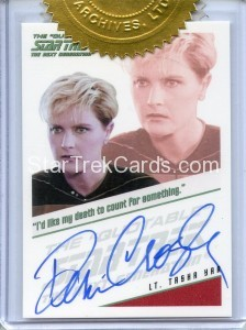 Star Trek The Next Generation Heroes Villains 3 Case Incentive Front