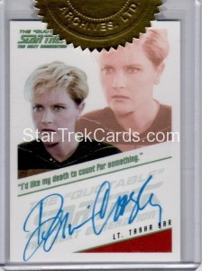 Star Trek The Next Generation Heroes Villains 3 Case Incentive Front Alternate
