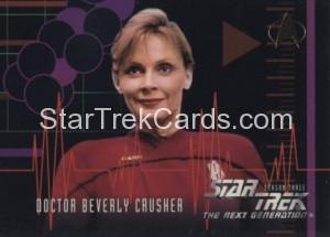 Star Trek The Next Generation Season Three Trading Card 220