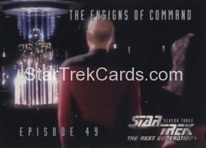 Star Trek The Next Generation Season Three Trading Card 237