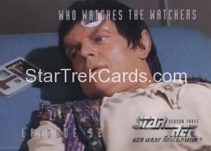 Star Trek The Next Generation Season Three Trading Card 242