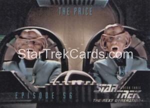 Star Trek The Next Generation Season Three Trading Card 255