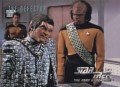 Star Trek The Next Generation Season Three Trading Card 260