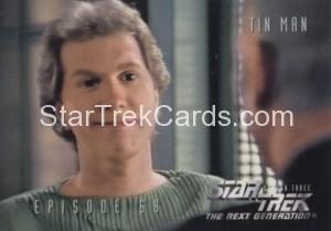 Star Trek The Next Generation Season Three Trading Card 289