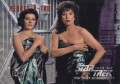 Star Trek The Next Generation Season Three Trading Card 301