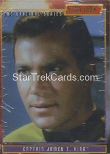 Star Trek The Original Series 30th Anniversary Crew Card 1