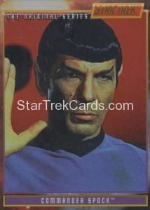 Star Trek The Original Series 30th Anniversary Crew Card 2