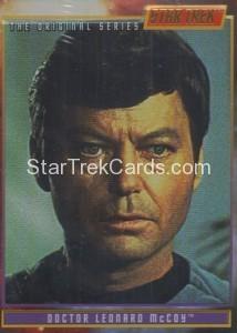 Star Trek The Original Series 30th Anniversary Crew Card 3