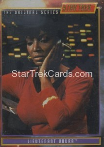 Star Trek The Original Series 30th Anniversary Crew Card 4
